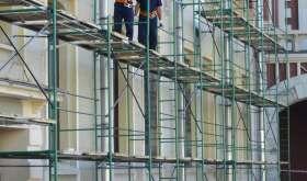 Как обеспечить безопасность при работе на строительных лесах
