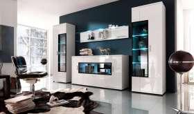 Лёгкий выбор новой мебельной стенки в гостиную