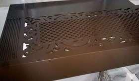 Декоративные решетки в интерьере