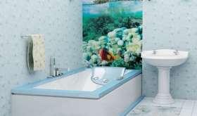 Как обшить ванну пластиком своими руками