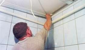 Устройство потолка из гипсокартона в маленьких помещениях