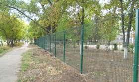 Сварной забор по новым правилам