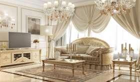 Роскошная итальянская мебель