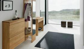 Мебель для узкой прихожей