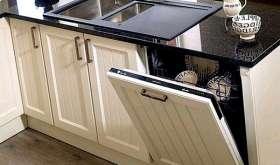 Встраиваемые посудомоечные машины: Bosch почти не видно!
