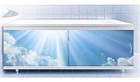 Уголки и экраны из пластика для ванн