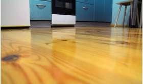 Какие варианты шумоизоляции деревянного пола в квартире бывают?