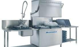 Купольная посудомоечная машина: храм кухонной чистоты!