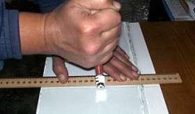 Как резать и сверлить керамическую плитку