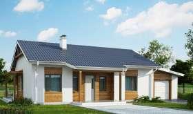 Одноэтажные дома: от типового проекта до индивидуального проектирования