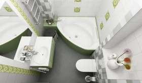 Ремонт маленькой ванной и туалета в хрущевке