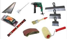 Какие инструменты нужны для шпатлевочных работ?