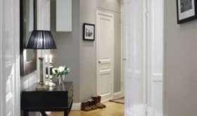 Дизайн узких, длинных и квадратных коридоров