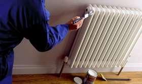 Как правильно покрасить батареи отопления