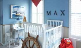 Идеи дизайна детской комнаты для мальчиков разных возрастов