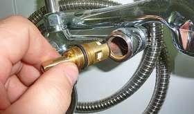 Как отремонтировать кран-буксу
