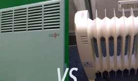 Что лучше – масляный радиатор или электрический конвектор?