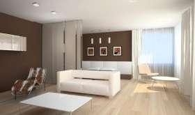 Особенности дизайна и мебели для гостиной в стиле минимализм
