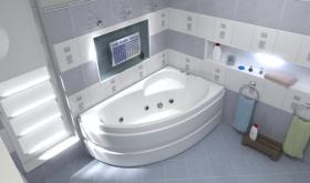 Ванны из акрила: какой производитель лучше?