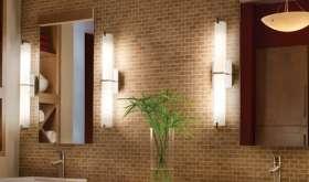 Осветительные приборы для ванной и туалета