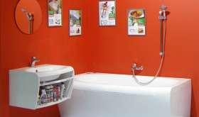 Варианты ремонта, отделки ванной и туалета
