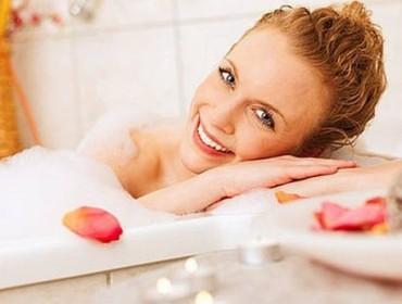 Этой потребительнице досталась лучшая ванна