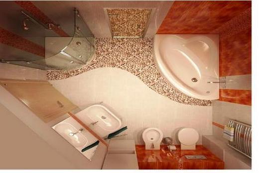 Совмещенная ванная: как правильно организовать пространство