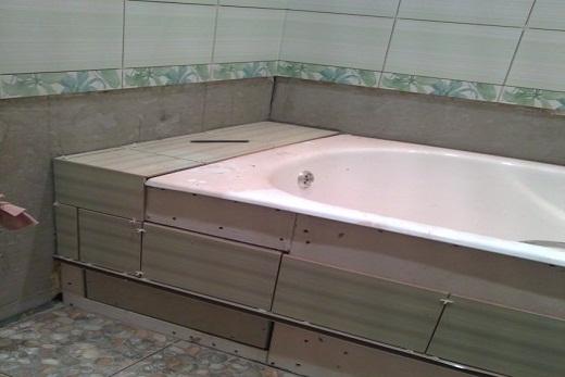 Душевая в ванной как сделать