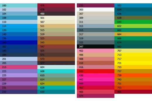 потолки натяжные цвета фото