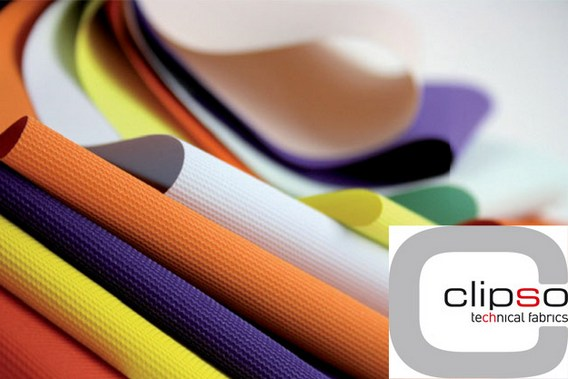 Группа цветных полотен «Клипсо» во всей красе