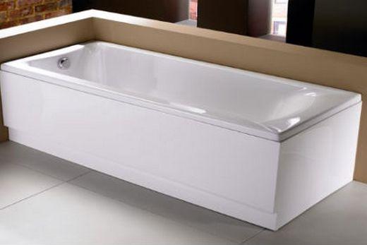 Чем проще форма ванны из акрила, тем дольше она будет служить при прочих равных условиях