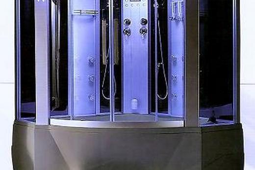 Душевой поддон нестандартных размеров в кабине