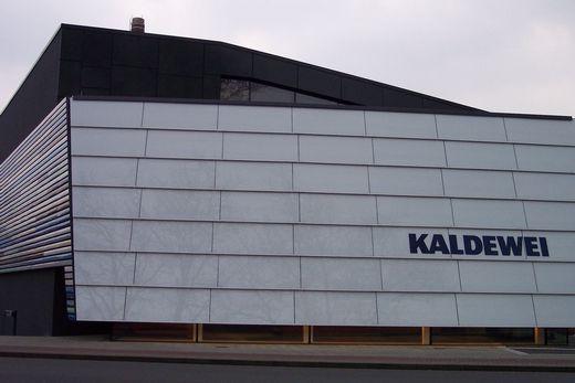 Здесь производят ванны Kaldewei