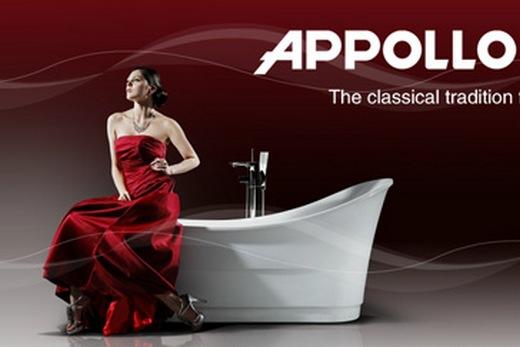 Appollo - китайский производитель ванн