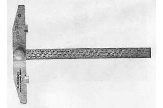Металлическая рейсшина для разметки гипсокартона