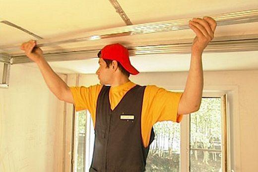Как сделать ремонт своими руками из гипсокартона