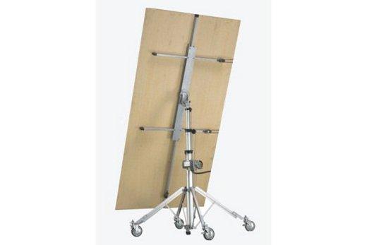 Подъёмник - приспособление для подъёма и удержания листов гипсокартона