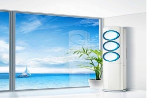 Samsung кондиционер-колонна