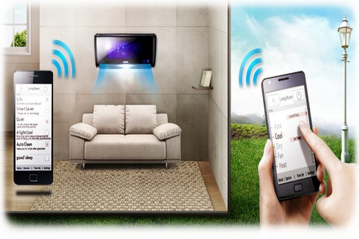 Samsung wifi кондиционер
