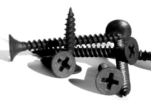 Саморезы по металлу для фиксации гиспокартона