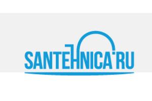 Логотип торгующей организации Santehnica.ru
