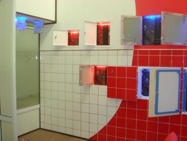 Скрытые люки в ванной комнате