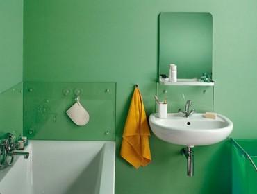Облицованная ванная