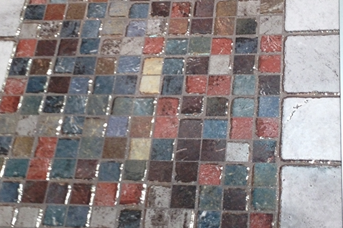фото 12 ванная с мозаикой 4