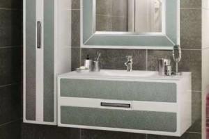 фото 32 зеркала в черной ванной 2