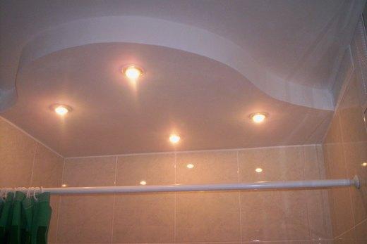 Варианты потолка из гипсокартона своими руками