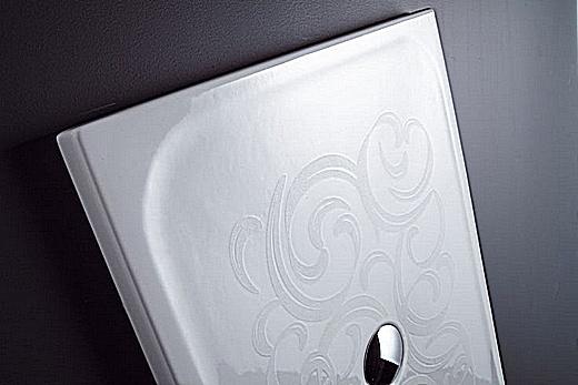 Итальянский керамический поддон Piatto от AXA