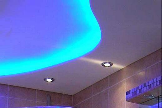 Свет для ванной комнаты