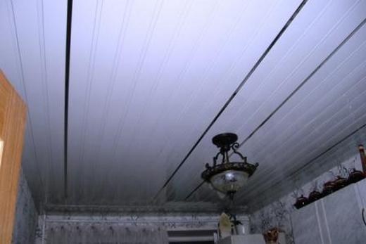 Реечный потолок немецкого производства