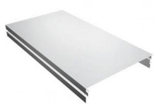 Алюминиевая потолочная рейка DELTA 150 (AN135A)